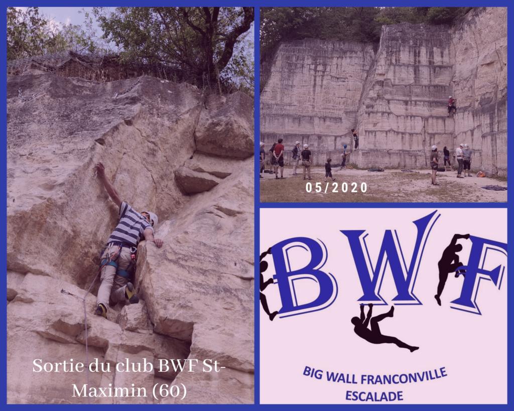 Image de la sortie du club BWF à St Maximin